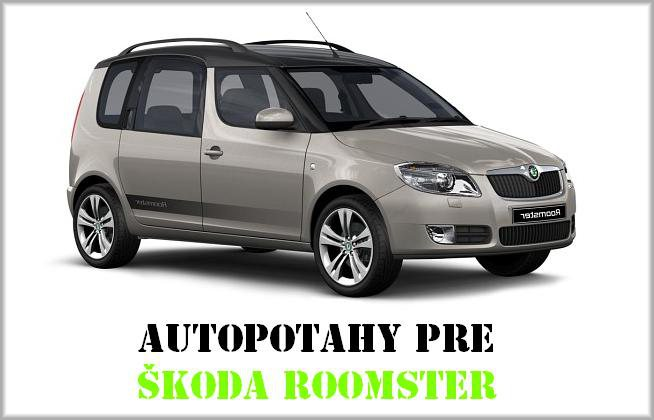 autopotahy roomster skoda