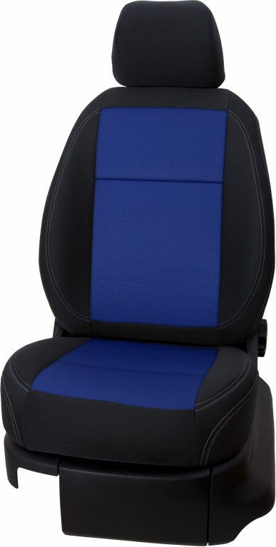 Autopoťahy ŠKODA ROOMSTER Exclusive blue